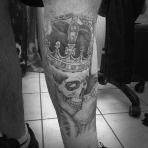 king_skull_girl